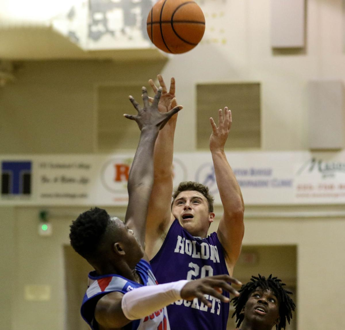 Holden-Sumner basketball John Sharp
