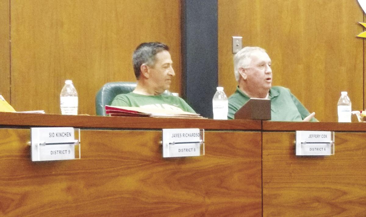 two board members
