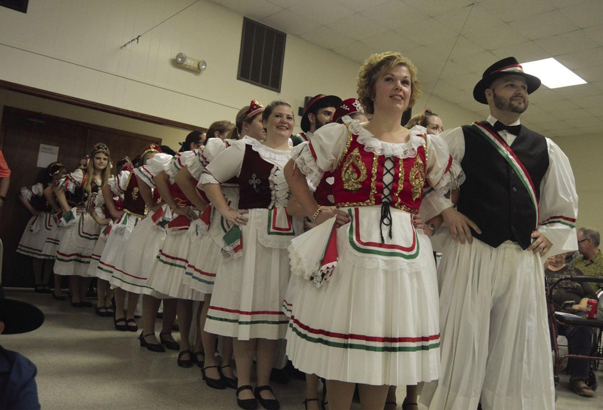 Hungarian Harvest Dance Celebration