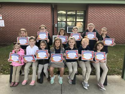 Seventh Ward students demonstrate responsibility