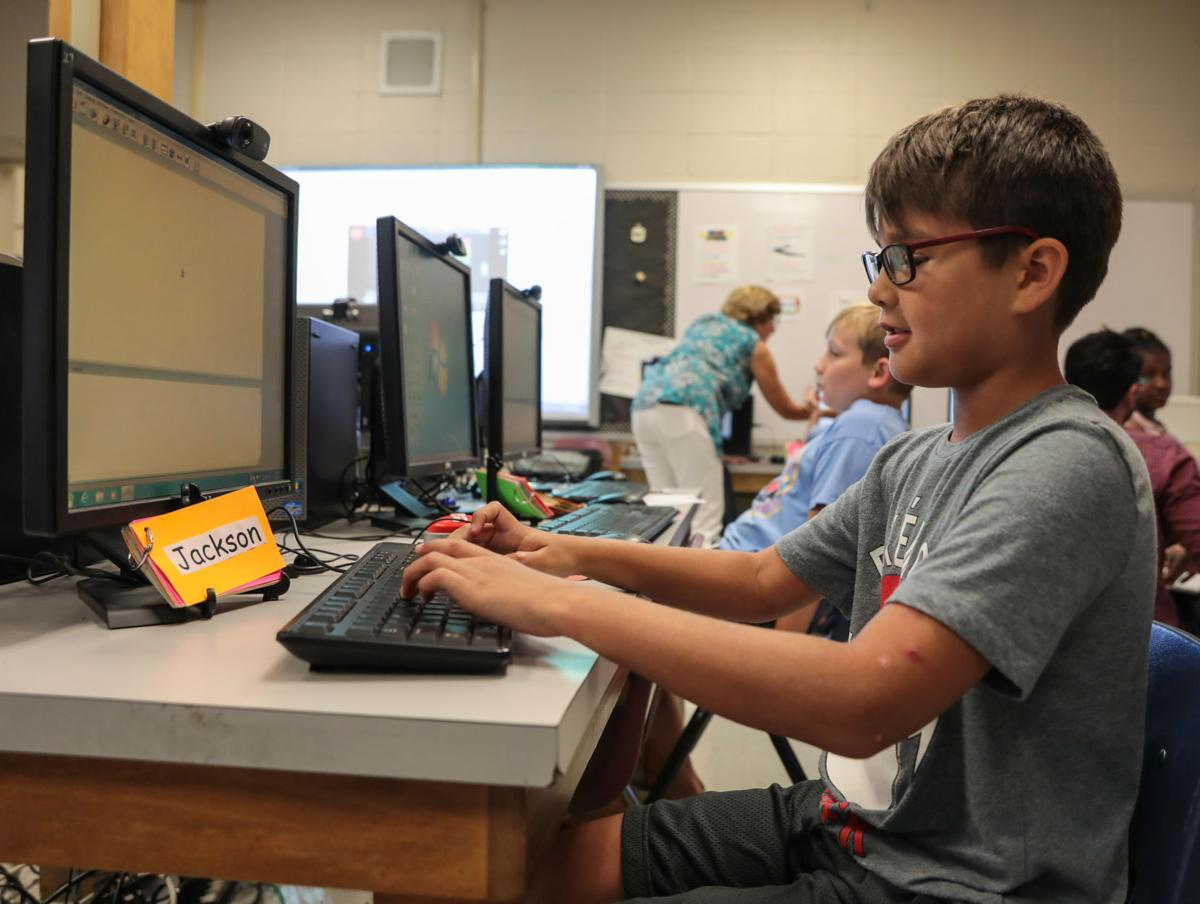 South Walker Elementary Tech Camp