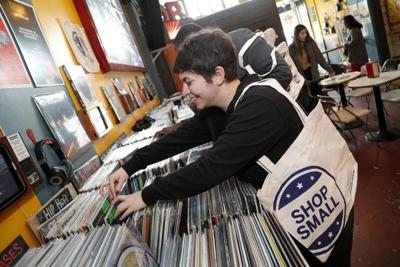 JENNINGS: Making the rounds at area record stores