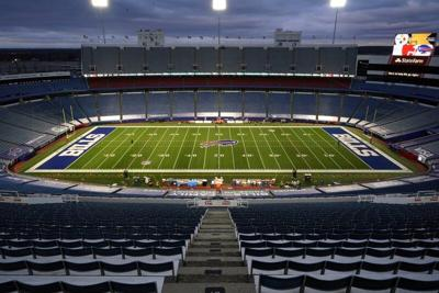 Bills' proposed new stadium price is $1.4B