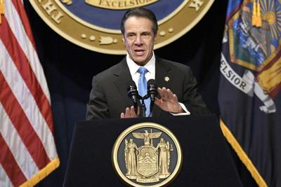 Top court official says NY judges need discretion over bail