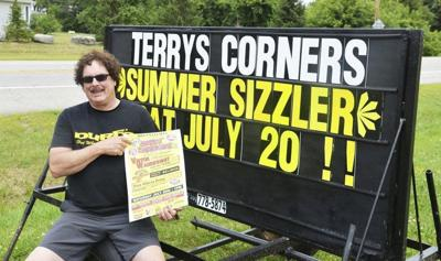 STILL SIZZLING INTERRYS CORNERS