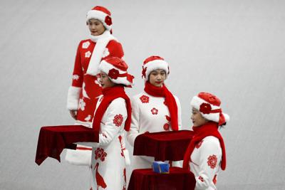 China Beijing Winter Olympics Test Events