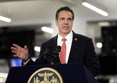 Cuomo signs law aimed at foiling Trump pardons
