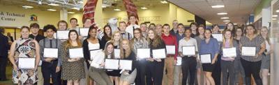 32 OCTEC students joinNational Technical Honor Society