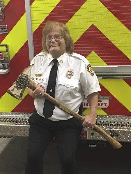Mourning in the fire service
