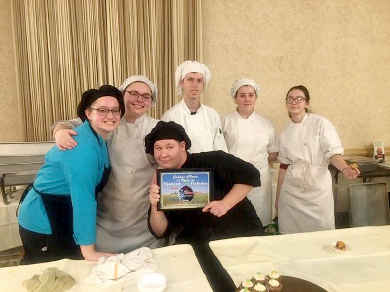 ProStart teams take top prizes at Taste of Education