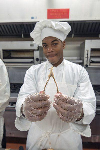 Serving up a volunteer spirit at Lockport soup kitchen
