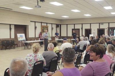 Residents storm out of solarhearing