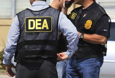 Feds say 'star' DEA agent abroad stole millions | News