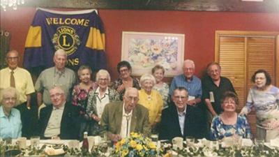 Lockport's '49'ers celebrate 70-year class reunion