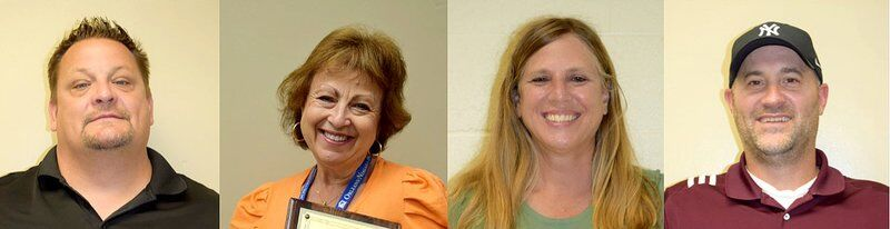 Orleans/Niagara BOCES names its employees of the year