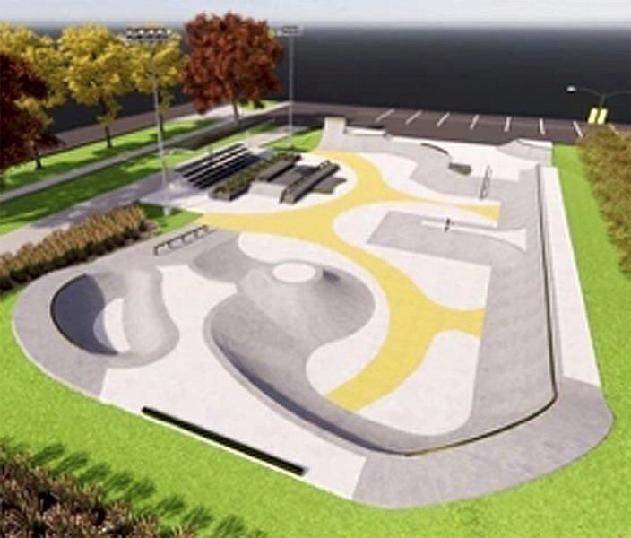 Skatepark fundraising campaign continues