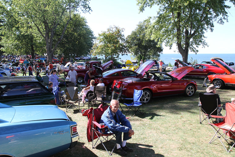 Classic Car Haven Local News Lockportjournalcom - Classic car show york