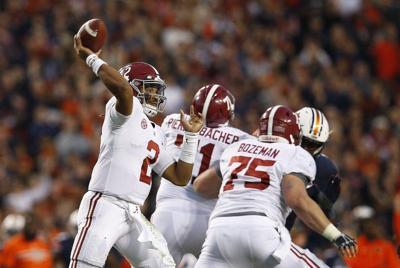 Alabama joins Clemson, Oklahoma and Georgia in playoff