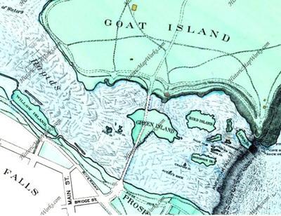 NIAGARA DISCOVERIES: The lost islands of the Niagara River