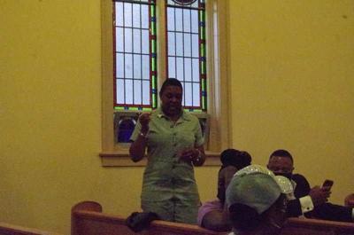 Community forum held on Lockport school board