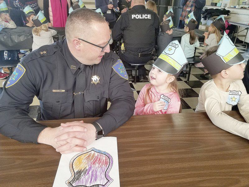 Kids, cops and kindness