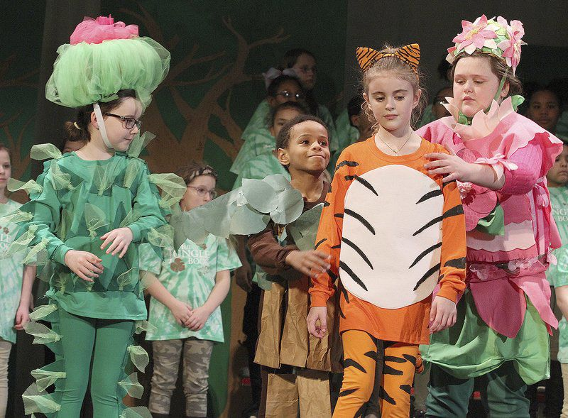 Kelley Elementary presents: 'Jungle Book Kids'