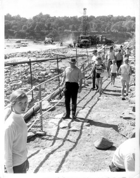 June 12, 1962: The day they turned off the mighty falls