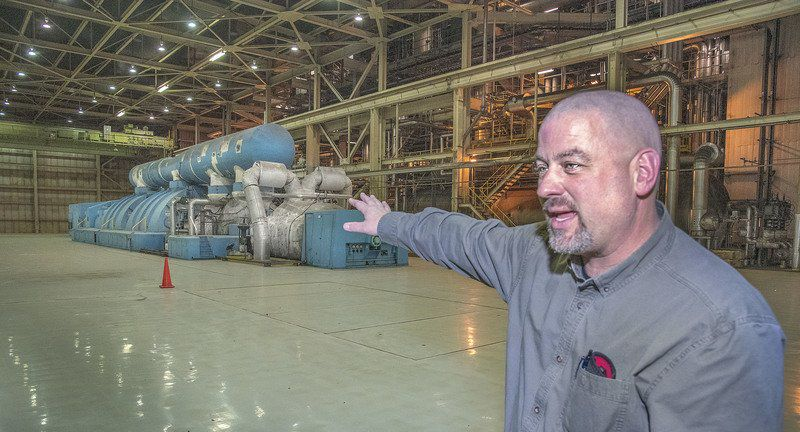 Operator of now-retired Somerset Generation Station sees rebirth in power consumption