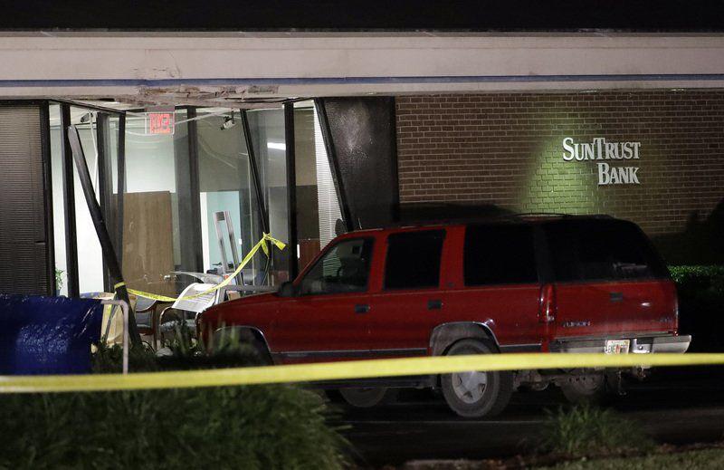 Police: Florida bank attack twas random act