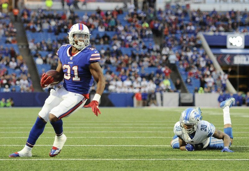 Bills release Jonathan Williams in surprise move
