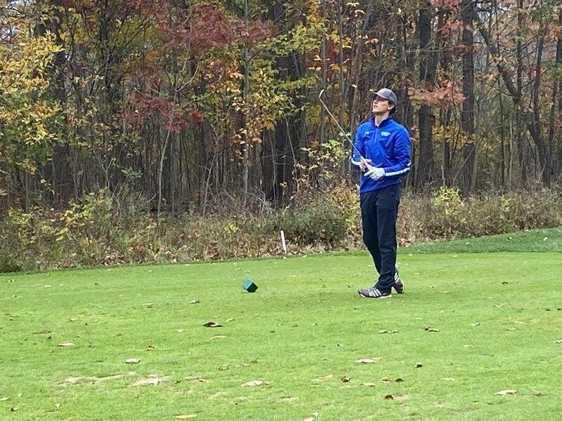 Akron wins N-O League golf tournament