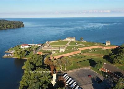 Old Fort Niagara schedules Friday reopening