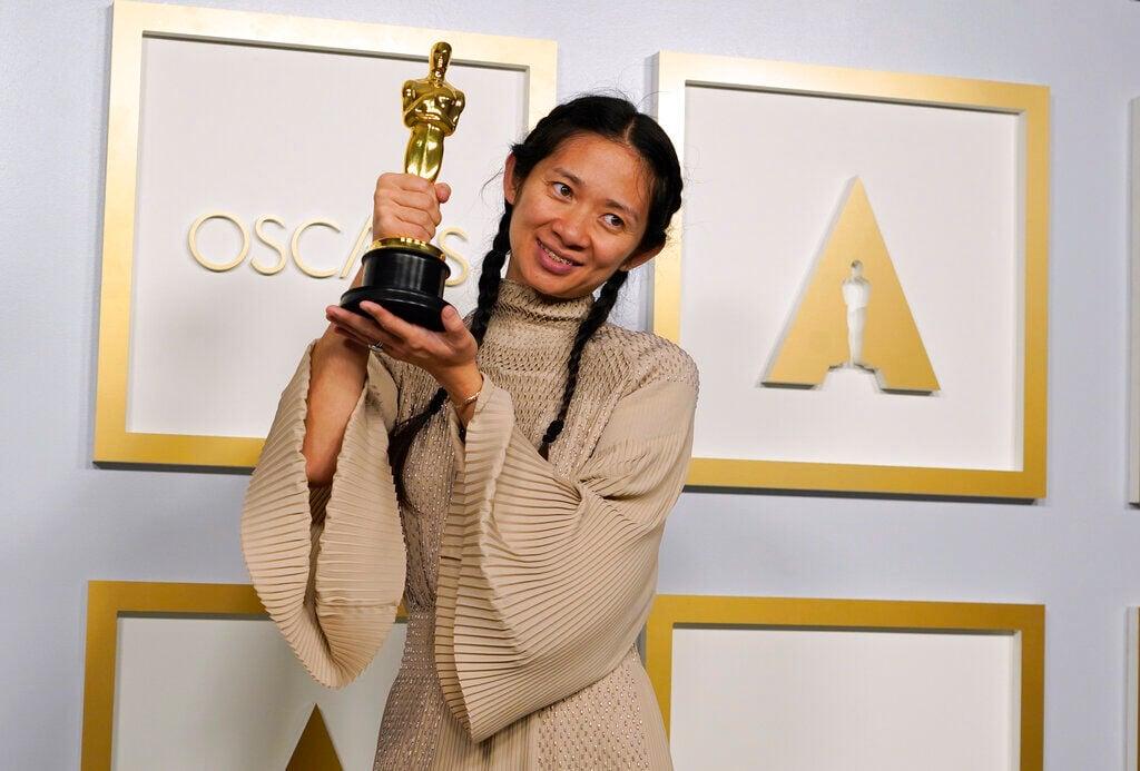 APTOPIX 93rd Academy Awards - Press Room