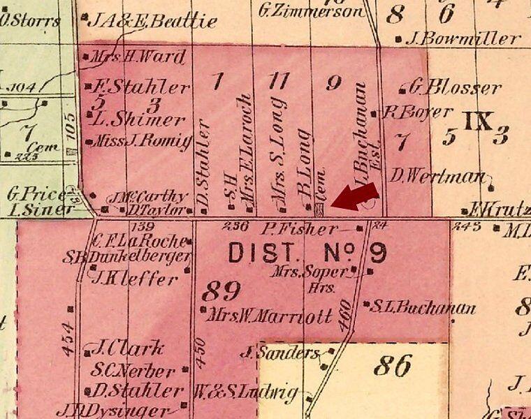 LOCKPORT LORE: Brooks-Shaeffer Cemetery