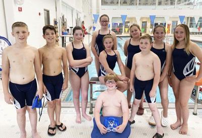 Velocity Aquatics teamshines at long course championships