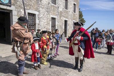 Patriots' Day highlights revolutionary New York