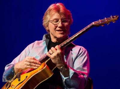 JENNINGS: Retired from the road, Rik Emmett still releasing music