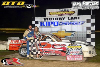 Stefanski gets two wins at King of the Hill