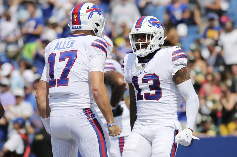 Bills motivated by AFC title game loss
