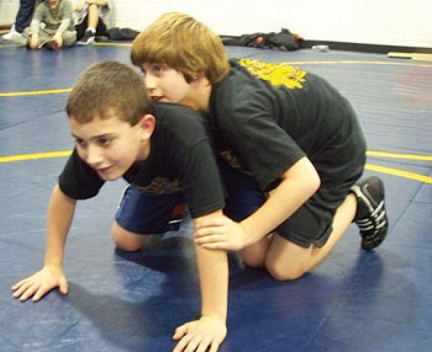 YOUTH WRESTLING: Lockport Kids Wrestling Club hosting tournament