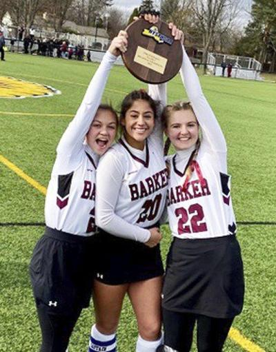 Barker heads to NYSPHSAA state Final 4