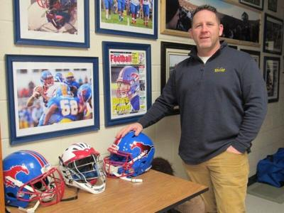 Bills name Medina's ValleyCoach of the Year for Section VI