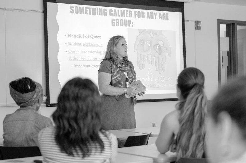 Head full of STEAM: Southard Elementary teacher lectures at annual WNY conference