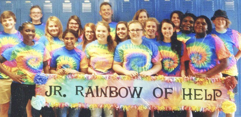 Rainbow group is always there to help
