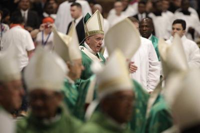 Global debate underway over married Catholic priests