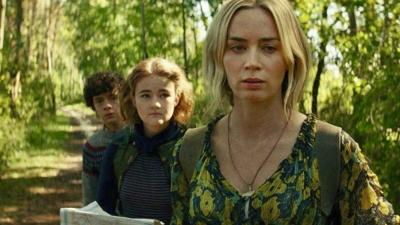CALLERI: Shhh, don't talk. 'A Quiet Place Part II' arrives in theaters