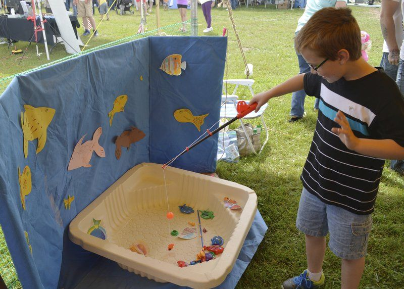 Salt and Light Festival brings characters, fun to Gasport
