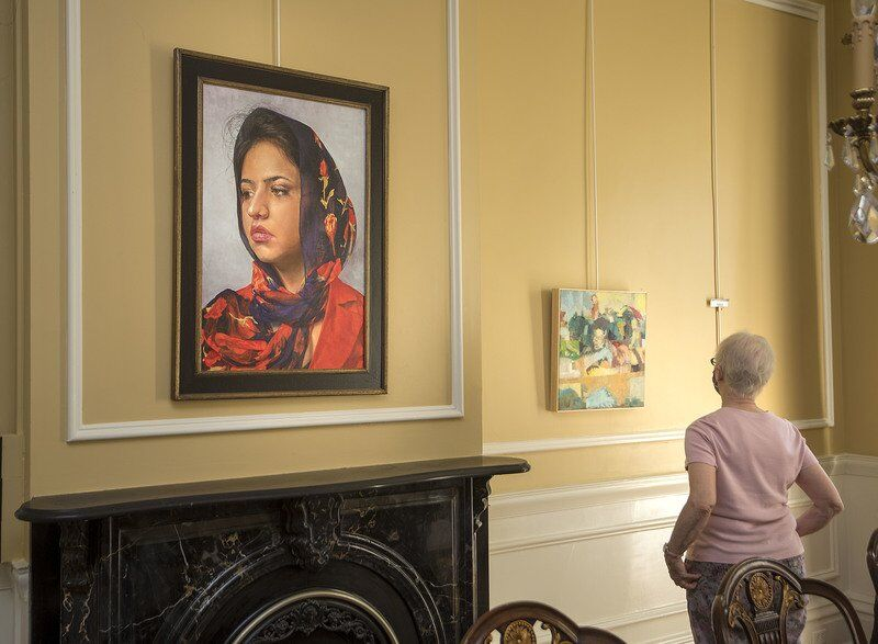 Kenan Center hosting Buffalo Society of Artists' 124th Catalogue Exhibition