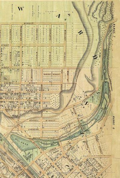 NIAGARA DISCOVERIES: Creek-powered industry in early Lockport