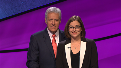 Lockport native competes on Jeopardy